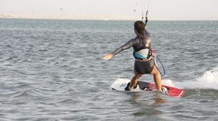 Kitesurf-Lagune de Óbidos-Private kitesurfing lessons in Obidos Lagoon-1