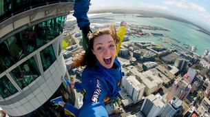 Bungee Jumping-Auckland-SkyJump (192m. and Jump Speed of 85kph) in Auckland-3