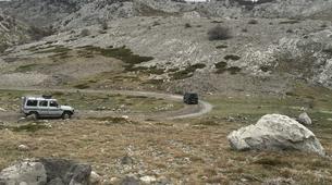 4x4-Northern Velebit National Park-Jeep safari on Velebit Mountain, Croatia-2