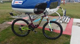 Mountain bike-Queenstown-Heli-biking trips in Queenstown-1