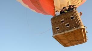Hot Air Ballooning-Madrid-Hot air balloon flight over Toledo near Madrid-6