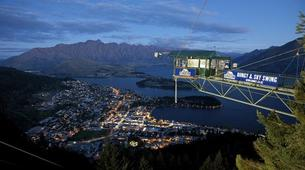 Bungee Jumping-Queenstown-Swing 400 metres from the Ledge (Epic Views) over Queenstown-5