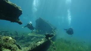 Scuba Diving-Kythnos-Shipwreck scuba diving in Kythnos-6