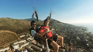 Parapente-Le Cap-Tandem paragliding flight in Lion's Head in Cape Town-9