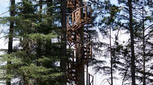 Saut à l'élastique-Drakensberg-17 Metre King Swing in Drakensberg-6