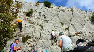 Escalade-Dubrovnik-Cliff Rock climbing daytrip in Dubrovnik-5