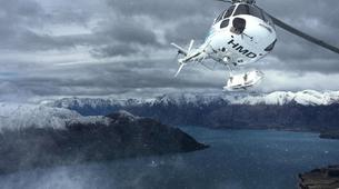 Heliski-Queenstown-'Free Ride' Heliskiing day from Queenstown-6