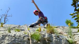 Escalade-Dubrovnik-Cliff Rock climbing daytrip in Dubrovnik-1