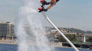 Flyboard / Hoverboard-Nice-Session Flyboard à Nice-3
