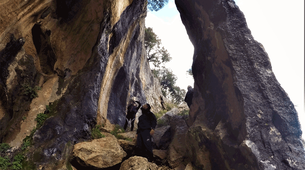 Caving-Kefalonia-Caving excursion in the Caves of Sami-1
