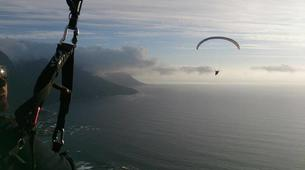 Parapente-Le Cap-Tandem paragliding flight in Lion's Head in Cape Town-6
