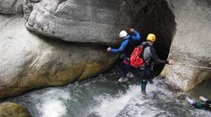 Barranquismo-Verdon Gorge-Canyon of Clue de Saint-Auban in the Estéron Valley-8
