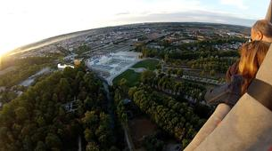 Hot Air Ballooning-Madrid-Hot air balloon flight over Aranjuez, near Madrid-7