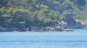 Kayak de mer-Dubrovnik-7 Day sea kayaking tour around the Elaphite Islands, near Dubrovnik-3