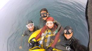 Freediving-Cebu-AIDA 1 course Moalboal, Philippines-2