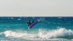 Kitesurfing-Rhodes-Kitesurfing camp with gear rental in Rhodes, Greece-2