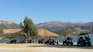 Quad biking-Rethymno-Quad/buggy excursion from Rethymnon, Crete-7
