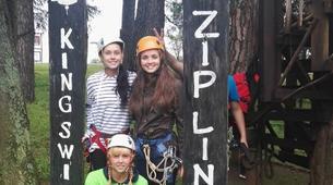 Tyrolienne-Drakensberg-Ziplining excursion in Northern Drakensberg-4