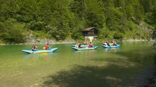 Rafting-Munich-Canoe-Rafting on Isar River, near Munich-3