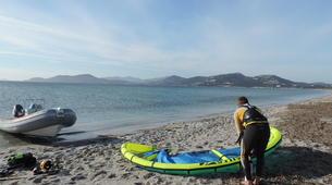 Kitesurfing-Hyeres-Semi-private kitesurfing lessons in Hyeres-6