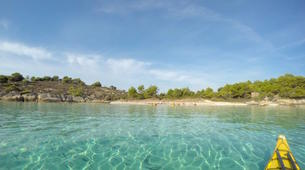 Sea Kayaking-Chalkidiki-Sea kayak excursions in Halkidiki-1