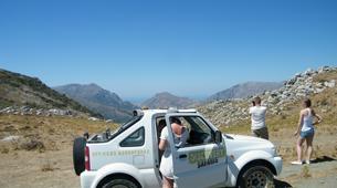 4x4-Rethymno-Jeep safari in Rethymnon, Crete-3