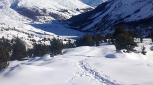 Snowshoeing-Briançon, Serre-Chevalier-Hiking week-end in the vallée de la Clarée, Hautes-Alpes-3