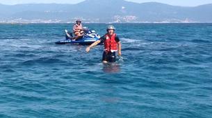 Flyboard / Hoverboard-Ajaccio-Flyboard, hoverboard or jetpack session in the Gulf of Ajaccio, Corsica-3