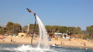 Flyboard / Hoverboard-Ajaccio-Flyboard, hoverboard or jetpack session in the Gulf of Ajaccio, Corsica-6