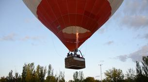 Hot Air Ballooning-Madrid-Hot air balloon flight over Aranjuez, near Madrid-3