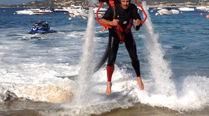 Flyboard / Hoverboard-Ajaccio-Flyboard, hoverboard or jetpack session in the Gulf of Ajaccio, Corsica-4
