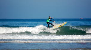 Stand up Paddle-Hendaye-Stand Up Paddle lessons and strolls in Hendaye-1