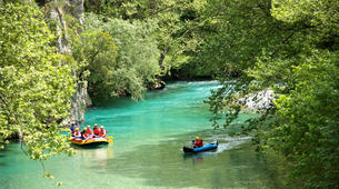 Hiking / Trekking-Athens-Mountains and river 7 day adventure in the Greek mainland-1