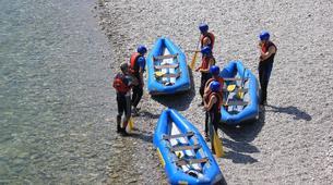 Rafting-Munich-Canoe-Rafting on Isar River, near Munich-6