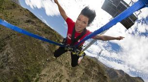 Bungee Jumping-Queenstown-Nevis Swing (from 160m., New Zealand's Highest) in Queenstown-1