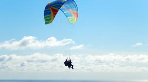 Paragliding-Vik i Myrdal-Tandem paragliding flights over Vik y Myrdal, Iceland-5