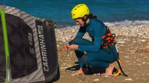 Kitesurfing-Rhodes-Kitesurfing camp with gear rental in Rhodes, Greece-5