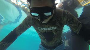 Freediving-Cebu-AIDA 1 course Moalboal, Philippines-5