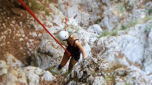 Canyoning-Kefalonia-Zoodochou Pigi's Canyon in Kefalonia-3