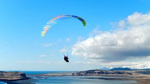 Paragliding-Vik i Myrdal-Tandem paragliding flights over Vik y Myrdal, Iceland-6