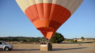 Hot Air Ballooning-Madrid-Hot air balloon flight over Toledo near Madrid-4