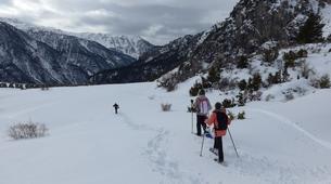 Raquette à Neige-Briançon, Serre-Chevalier-Week-end Randonnée dans la Vallée de la Clarée, Hautes-Alpes-5