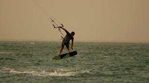 Kitesurf-Lagune de Óbidos-Private kitesurfing lessons in Obidos Lagoon-10