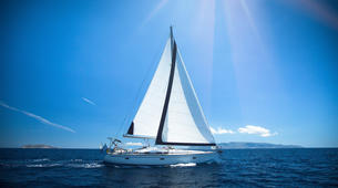 Sailing-Athens-3 day-sailing escape to the Saronic islands-2