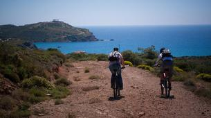 Mountain bike-Athens-Mountain bike tours in Sounio, Athens-1
