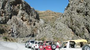 4x4-Rethymno-Jeep safari in Rethymnon, Crete-8
