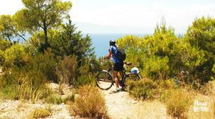 Mountain bike-Spetses-Bike excursion in Spetses from Piraeus, Greece-2