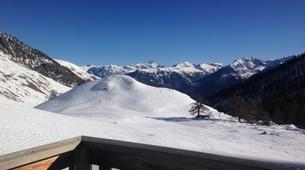 Snowshoeing-Briançon, Serre-Chevalier-Hiking week-end in the vallée de la Clarée, Hautes-Alpes-5