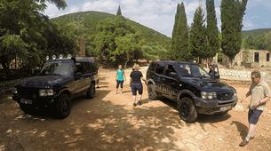 4x4-Kefalonia-4x4 Aenos National Park safari in Kefalonia-2