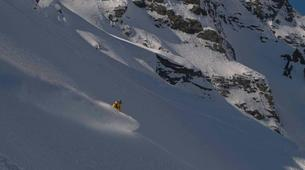 Heliski-Queenstown-'Free Ride' Heliskiing day from Queenstown-2